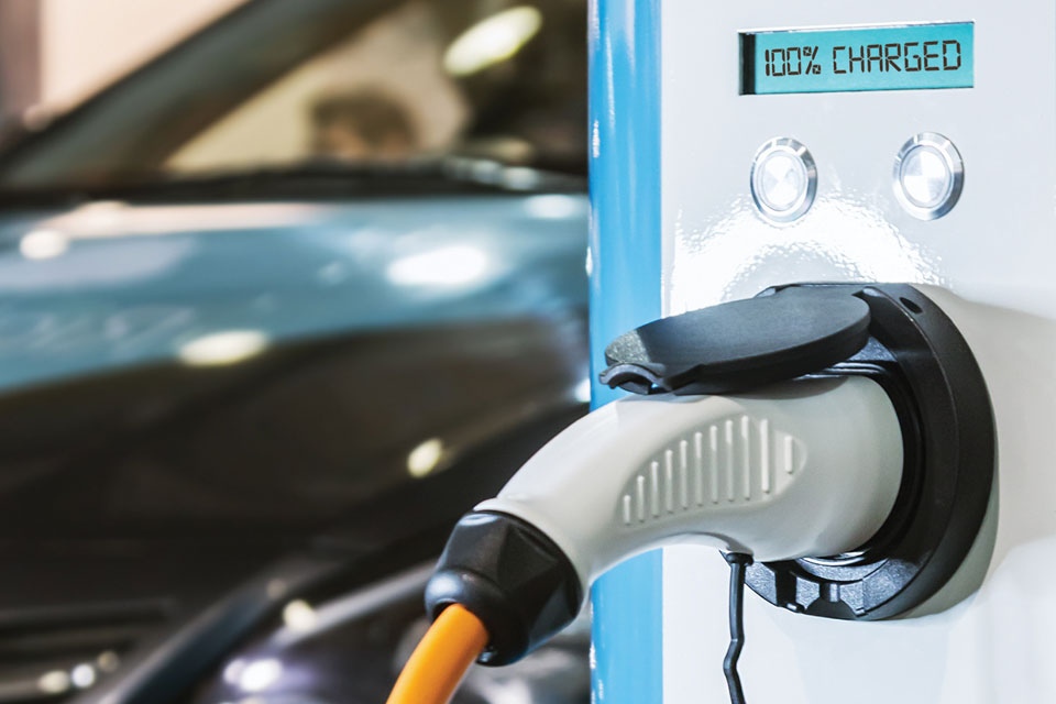 EV Commercial Charging Stations - NHEC