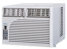 Picture of a room air conditioner