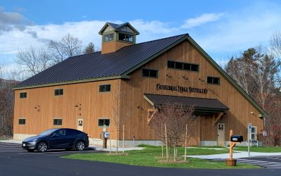 Welcome New Member – Cathedral Ledge Distillery!